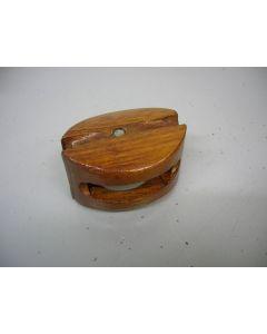 Stropblok, 1-schijfs, 8 - 10 mm