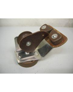 Grootschootblok, voetblok, 1-schijfs, tot 13 mm