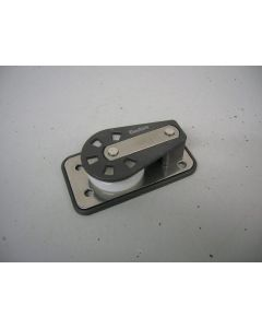 Keerblok, Dekblok, Schildpadblok, 8 mm