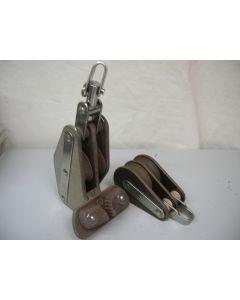 Grootschoot blokken set, 2-schijfs, hondsvot, 14 - 16 mm