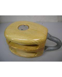 Blok, 2-schijfs, 18 - 20 mm