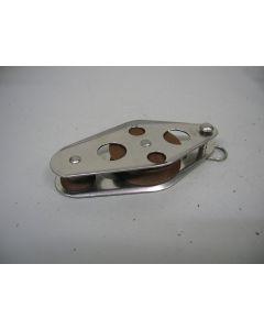 RVS Vioolblok, 8 - 10 mm