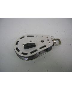 Pfeiffer ratelblok, kogellagers, draaiwartel, 8 - 12 mm, 2 stuks