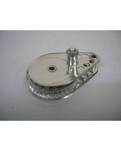 Ratelblok, keerblok, 1-schijfs, naaldlagers, tot 10 mm