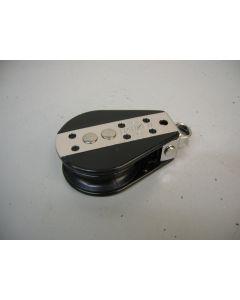 Harken Blok, 1-schijfs, kogellagers, 10 mm