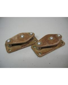 Schildpadblok, Dekblok, 8 - 10 mm, 2 stuks