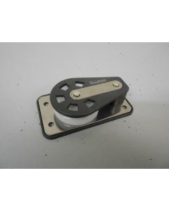 Barton keerblok, Dekblok, Schildpadblok, 10 mm