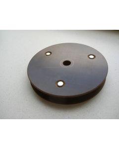 Staaldraadschijf, 90 mm